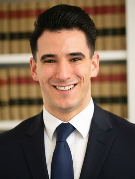 Cody J. Taylor, Esq. - lawyer in Fairfield County CT - former District Attorney clerk