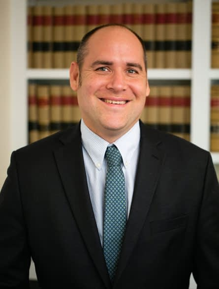 Christopher P. Brennan, Esq. attorney - Co-Chair of the Greater Bridgeport Bar Association Worker's Compensation Committee