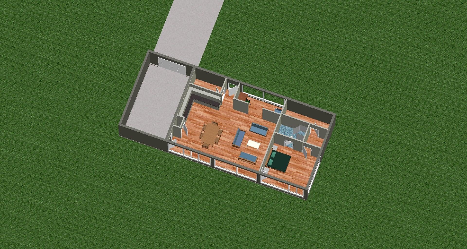 solergy homes solar homes 1 bedroom 1 garage spec 2