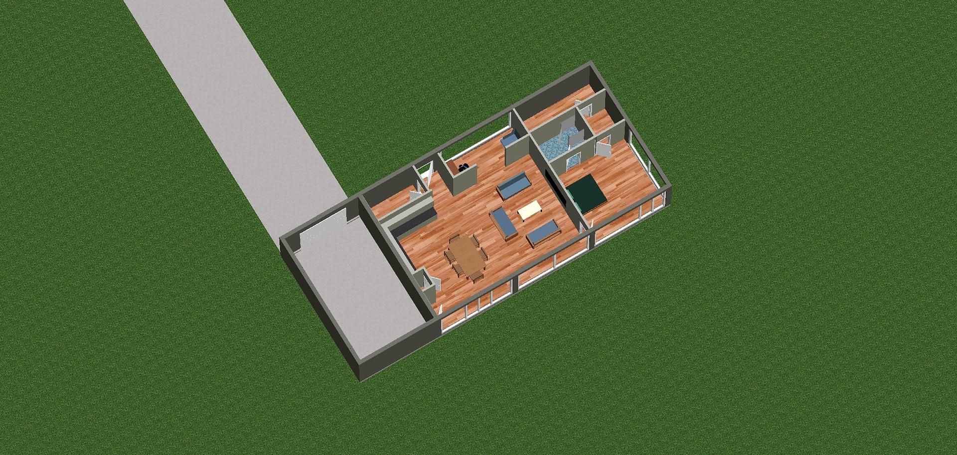 solergy homes solar homes 1 bedroom 1 garage spec 1