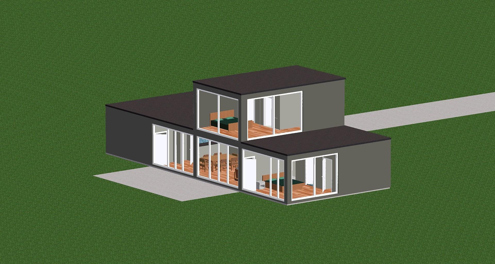 solergy homes solar homes 2 bedroom 1 garage spec 4