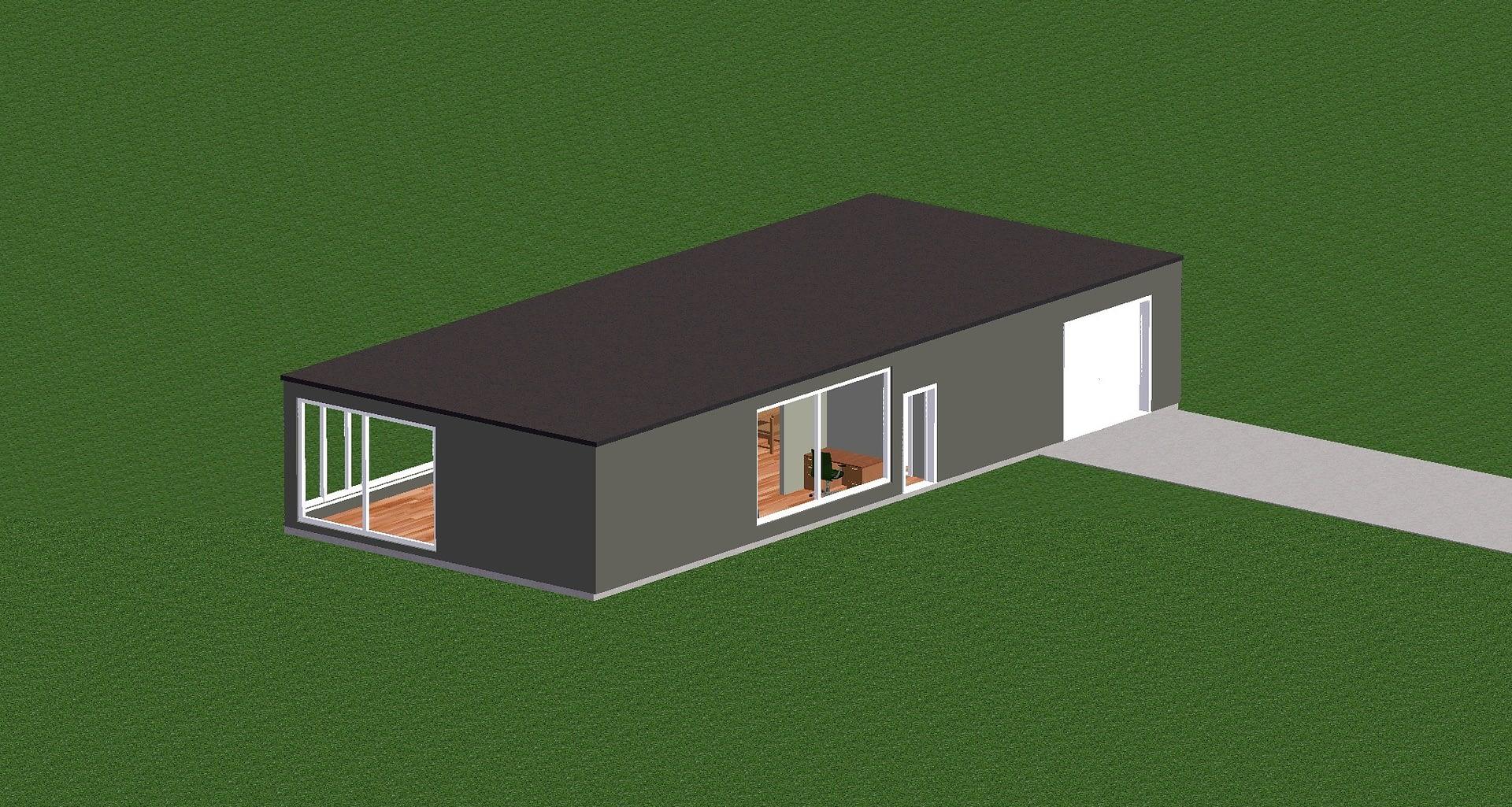 solergy homes solar homes 1 bedroom 1 garage spec 4
