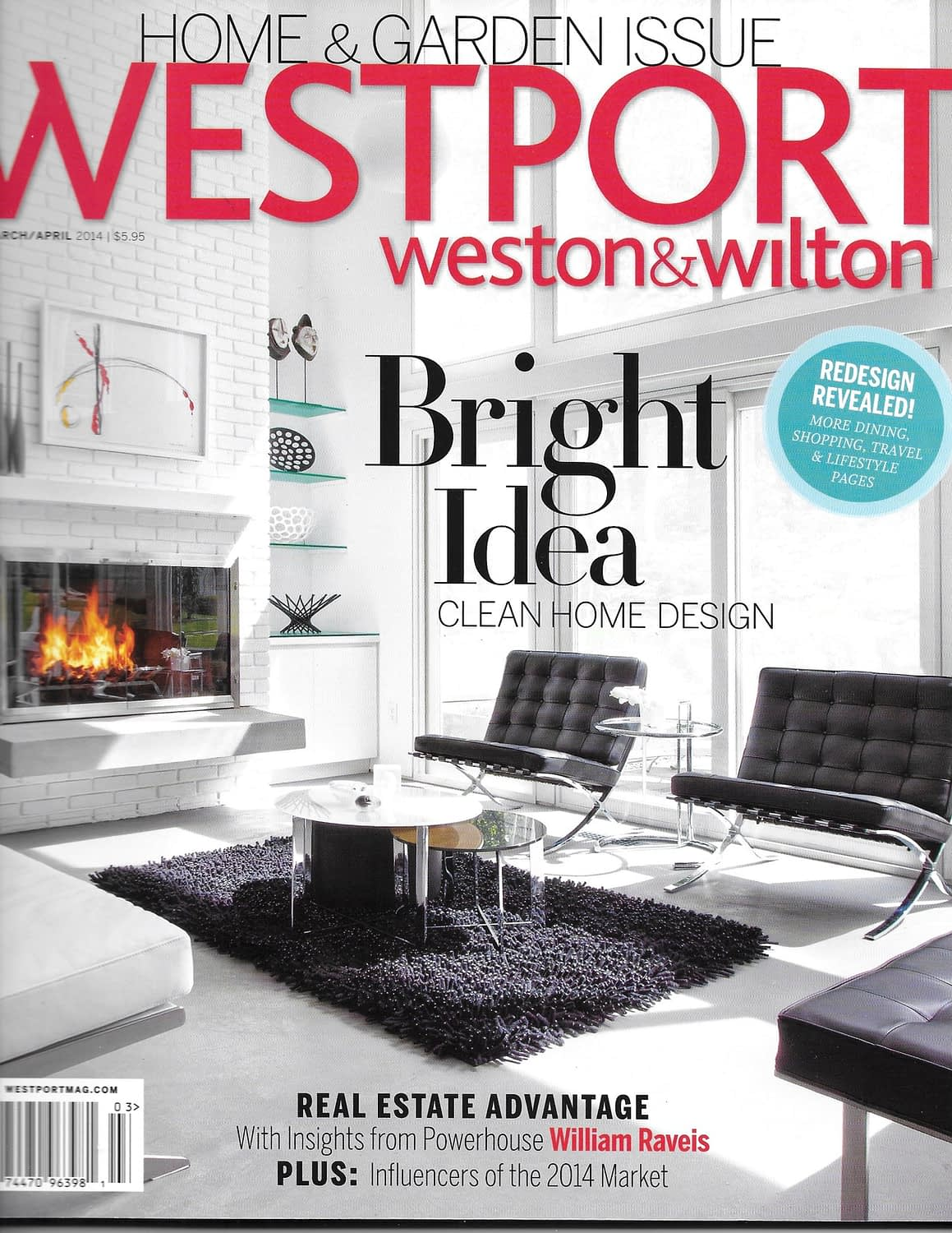 Cover of Westport Weston Wilton Homes featuring William Earls architecture