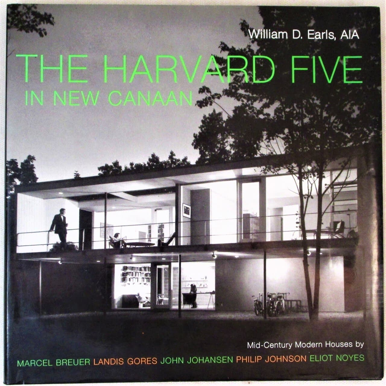 The Harvard Five book cover